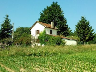 Photo for Former railway stopover cottage near Lac du Der.