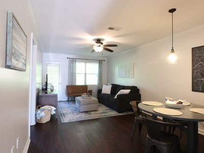 Photo for `2 BR Condo on Milledge Avenue built to give you a hotel like stay