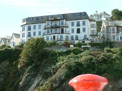 Photo for Beautiful Apartment  With Arguably The Best Views In Looe!
