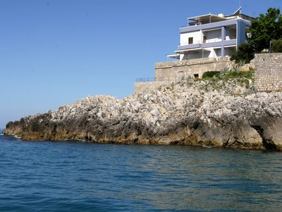 Photo for beautiful holiday rental on the sea in a quiet location