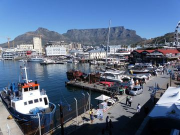Mouille Point, Cape Town, South Africa