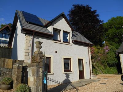 Photo for Sparklling Clean Newly Constructed House with Fabulous views of Stirling Castle