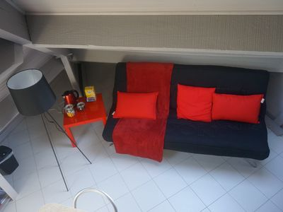 Photo for Nice studio 40 minutes from Paris, near Enghien