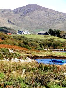 Photo for A romantic hideaway for two in a stunning seaside location near Caherdaniel