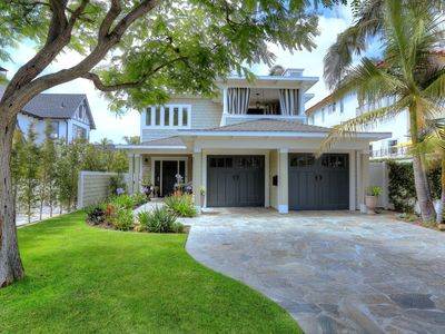 Photo for Book now for July 2020! Coronado Designer Coastal Home Near Beach