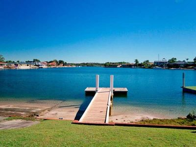 Photo for Spacious waterfront holiday home - 3 bedrooms and a Granny Flat!