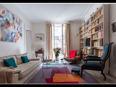 Photo for 4 PIECES COZY, FUNCTIONAL, 4/5 pers NEAR TOWER EIFFEL St GERMAIN ...