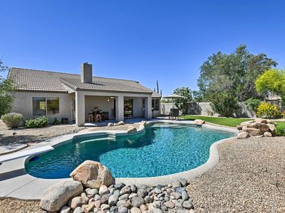Photo for NEW! Cave Creek Family Home w/ Patio, Grill & Pool