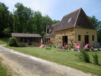 Photo for Typical house Périgord in stone quiet 3 stars