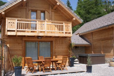 Photo for Chalet Sleeps 8 - ST MICHEL DE CHAILLOL