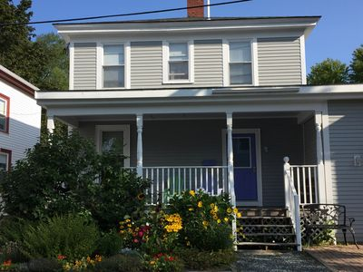 Photo for Quiet Home located in the Heart of Bar Harbor close to the Ocean