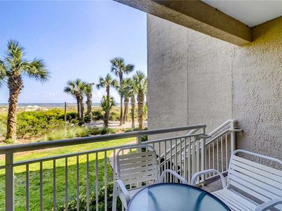 Photo for Captains Walk 401: 3 BR / 3 BA villa in Hilton Head Island, Sleeps 9