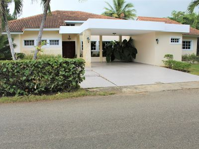 Photo for Luxury 2 Br house In Metro Country Club  2 mins away from the Beach