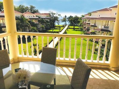 Photo for 3BD luxury beachfront penthouse, great sea views, jacuzzi, near everything!