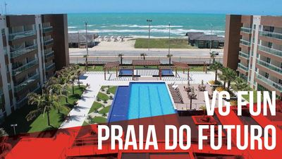 Photo for Cozy apartment VG Fun Praia do Futuro