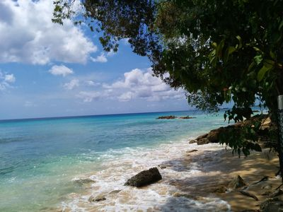 Photo for Beautiful Beachfront 2 Bdr / 2 Bath Home On The Exquisite West Coast Of Barbados