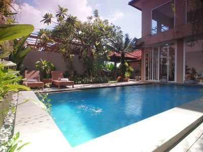 Photo for 5 Bedroom Private Pool Villa in Seminyak