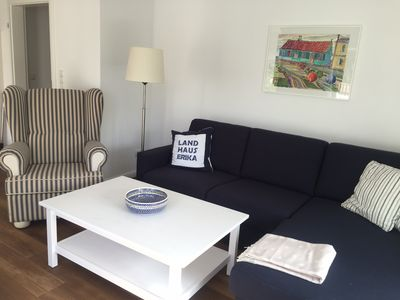 Photo for 2BR Apartment Vacation Rental in Wyk auf Föhr, SH