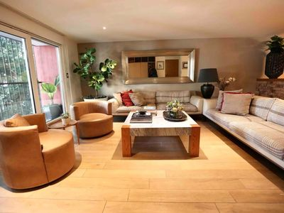 Photo for Le Bois - Redesigned Vibrant Vintage 2 Bedroom Apartment at Polanco