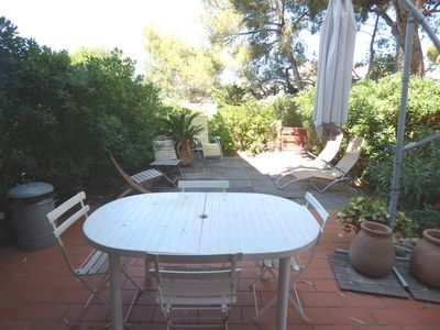 Photo for Sea View, terrace 50 m², duplex, swimming pool