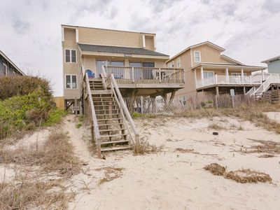 Photo for Vintage Beach Home with Awe-Inspiring Views Close to Public Boat Access and Bluewater Point Marina