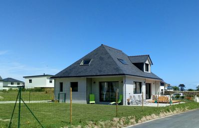 Photo for Beautiful new house with sea views