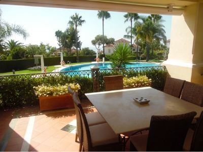 Photo for Luxurious & Spacious  Apartment  Golden Mile, Marbella