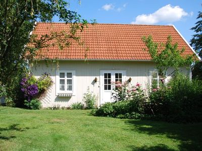 Photo for 1BR Cottage Vacation Rental in Rockneby