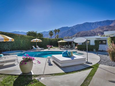Photo for Stunning Newly remodeled Mid-Century Modern in Indian Canyon Palm Springs