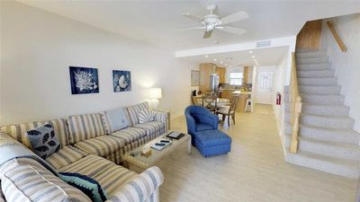 Photo for 2 Bedroom Town House - Ground Floor access Oceanfront