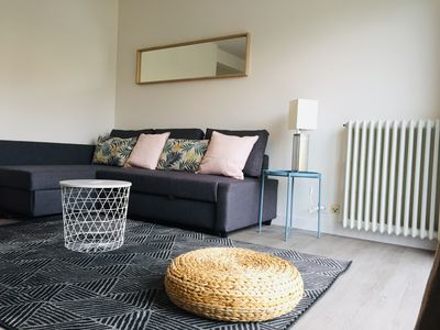 Photo for Contemporary studio with balcony in Compans