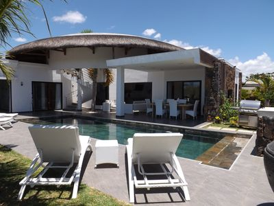 Photo for BEAUTIFUL VILLA Private Pool, 3 Bedrooms with bathroom, close to beach
