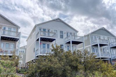 Beautiful water views from home of sound and intracoastal waterway! Free wifi.