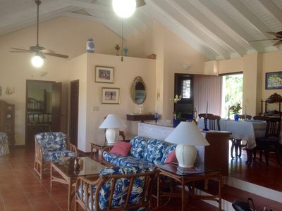 Photo for SPACIOUS PRIVATE PARADISE FOR NATURE LOVERS - An extraordinary vacation rental!