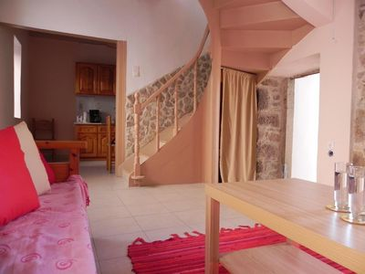 Photo for Polichnitos house for 2 - 4 people with 2 bedrooms - Holiday home
