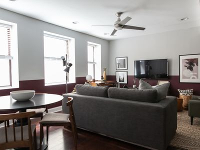 Photo for Hip 1BR/1 BA Apartment in Center City by Domio