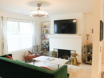 Photo for STAY LOCAL IN HAPEVILLE - 3 BED 3 BATH SANCTUARY