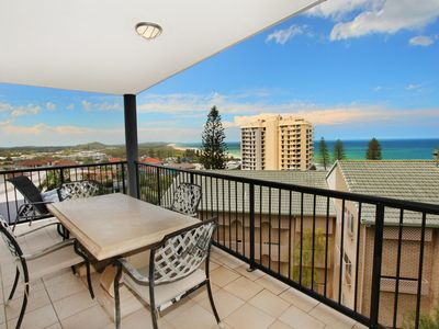 Photo for Unit 4, Beaumont Sur Mer, 13 - 15 Pacific Terrace Coolum Beach, 400 BOND, LINEN SUPPLIED