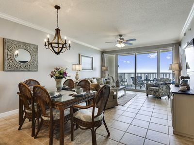 Photo for LUXURY Gulf Front Condo Available NOW for your the Summer of your dreams!!