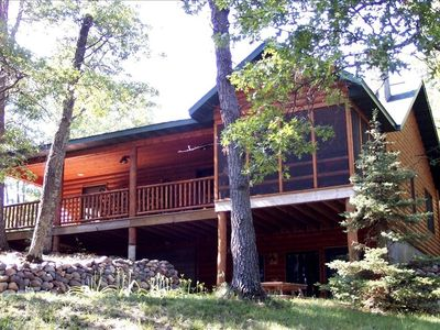 Photo for 3BR House Vacation Rental in Spooner, Wisconsin