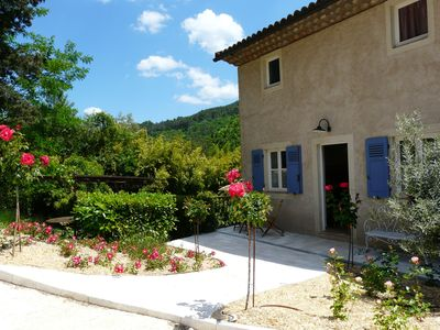 Photo for Semi-detached house in a Provencal farmhouse of the nineteenth century