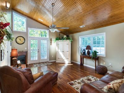 Photo for River Walk - Mr Lake Lure Vacation Rentals