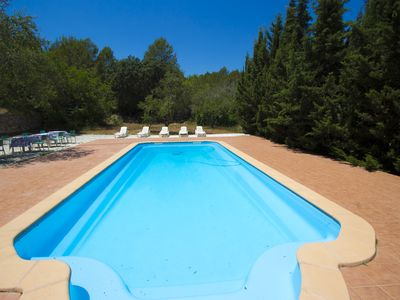 Photo for Catalunya Casas: Villa Ardenya for groups of 20 in Tarragona, only 10km to the beach!