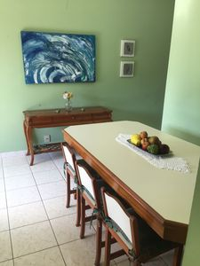 Photo for Beach Cove Apartment in Closed Condominium with Balcony and Garden