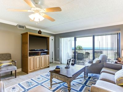 Photo for Watch the sunrise from your master bedroom or large patio deck. Enjoy ocean view in this Renovated Condo!