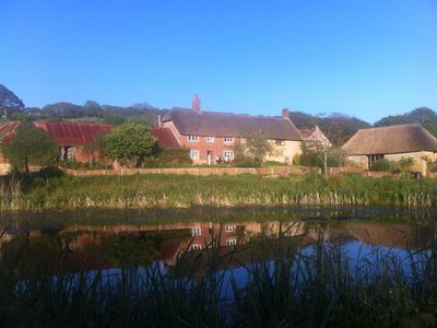 Photo for Coastal 6 bedroomed property set in own farmland yet not far from ammenties.
