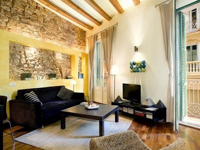 Photo for Apartment 61 m from the center of Barcelona (491420)