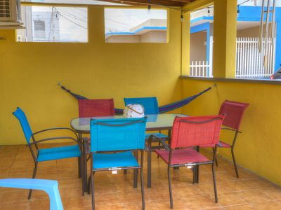 Photo for Spacious 2 bed condo with private parking and full AC