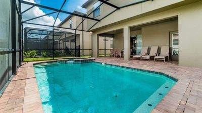 Photo for You have Found the Ultimate Luxury 6 Bedroom Villa on Windsor At Westside Resort, Orlando Villa 1232