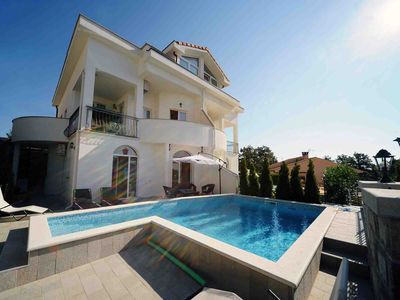 Photo for Villa Veprina with sea view on Kvarner